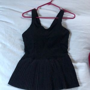Lululemon City Tank Pleated